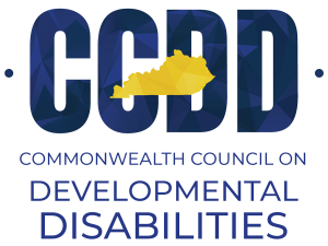 CCDD Commonwealth Council on Developmental Disabilities logo